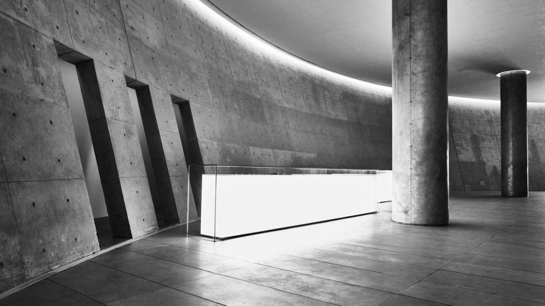 Tadao Ando. The Challenge