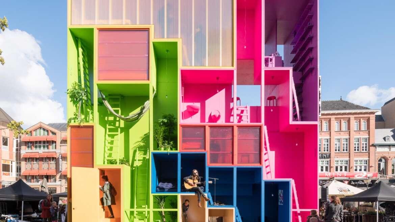 I colori negli interni